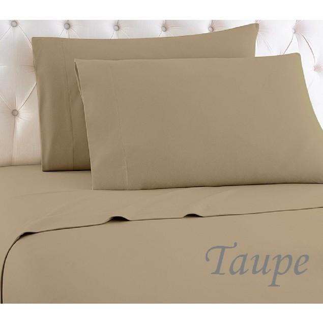 100% Egyptian Cotton 1000 Thread Count Deep Pocket Sheet Set