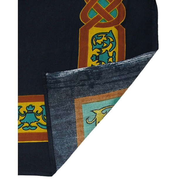Pagan Calendar Natural Cycle Cotton Tapestry Tapestries