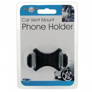 2-Pack Car Vent Mount Phone Holder