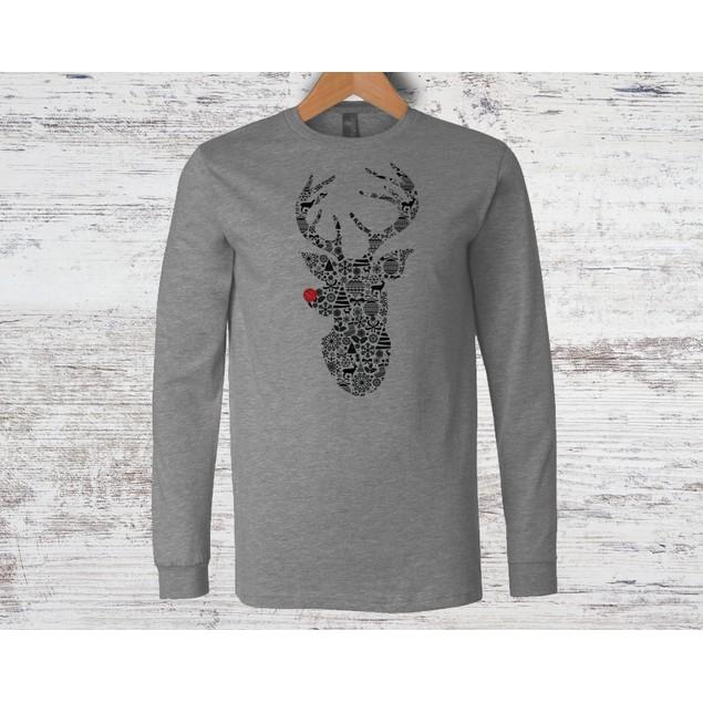 Reindeer Long Sleeve T-shirt