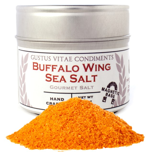 Buffalo Wing Gourmet Sea Salt