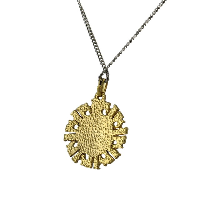 Inti Quri Inca Achala Talisman For Golden Energy Womens Pendant Necklaces