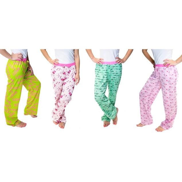 4-Pack Women's Lounge Pants