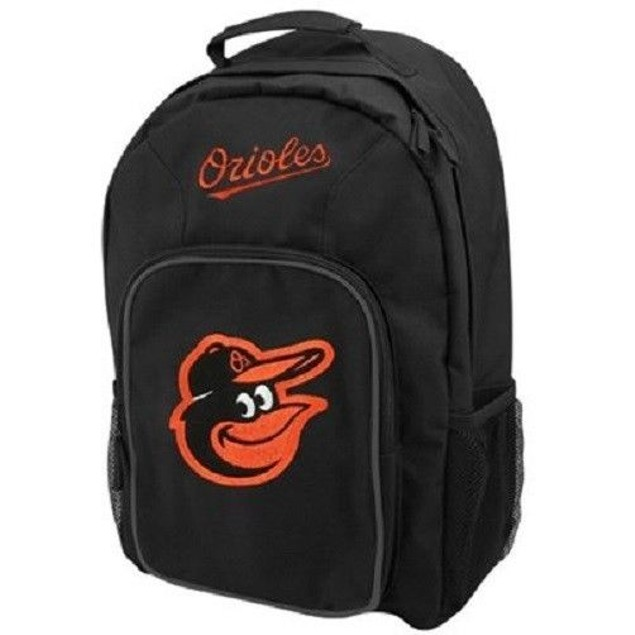 "Baltimore Orioles MLB Concept One ""Southpaw"" Black Backpack"