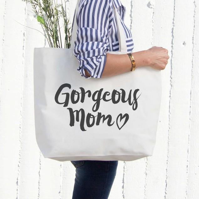 Gorgeous Mom Canvas Bag