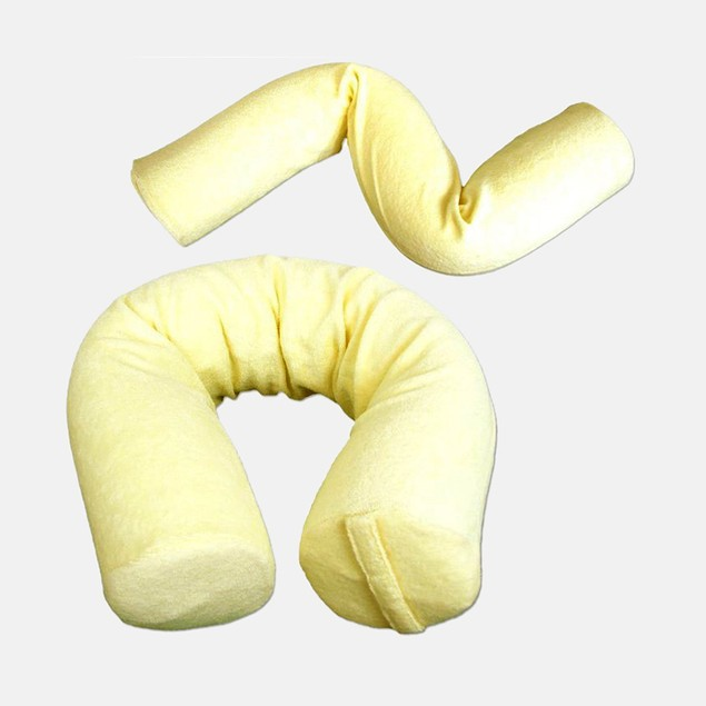 Remedy Memory Foam Customizable Twist Pillow