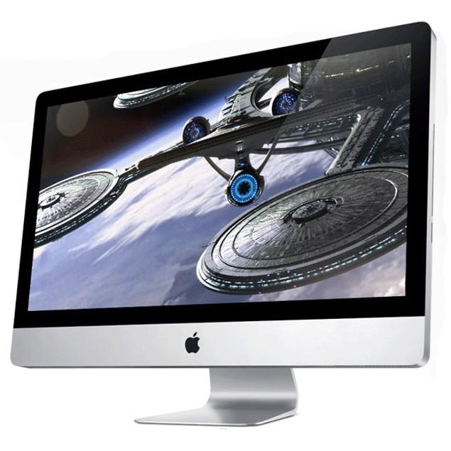 Apple 27-inch iMac Desktop Computer Model MB952LL/A