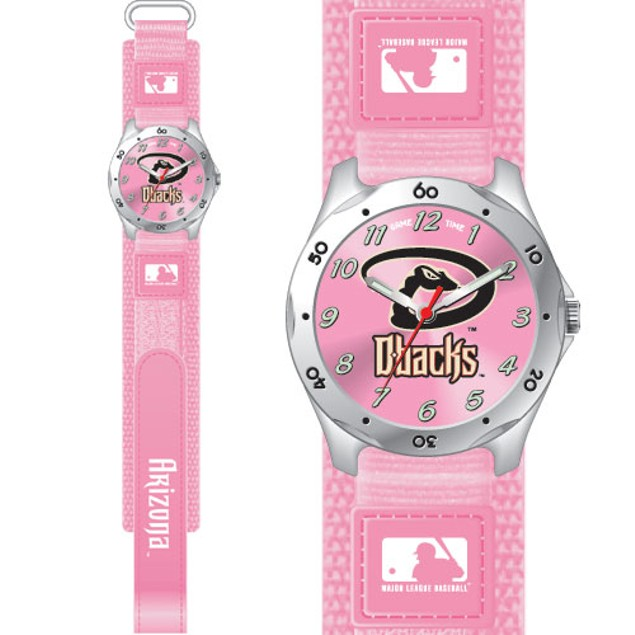Arizona Diamondbacks Girls MLB Watch