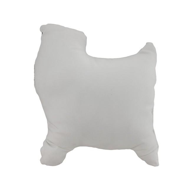 Pug Dog Shaped Accent Pillow Throw Pillows