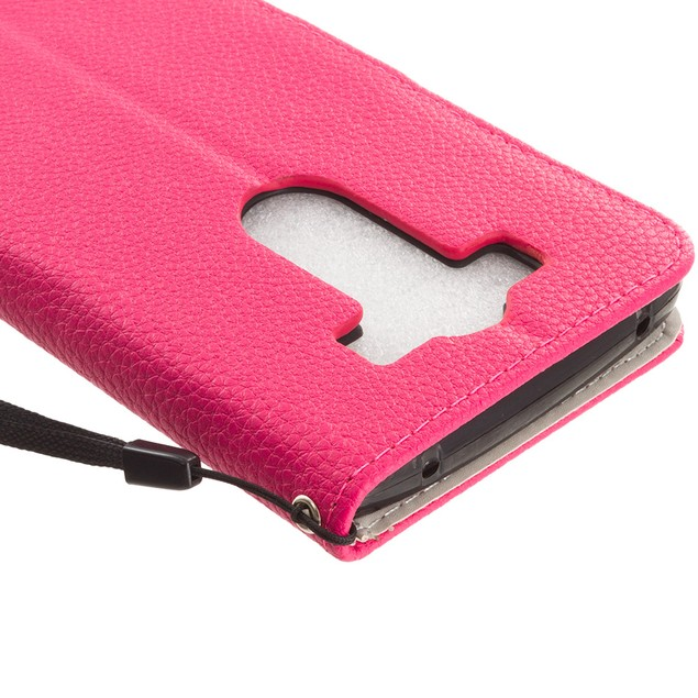 LG V10 Wallet Pouch Case Cover with Slots
