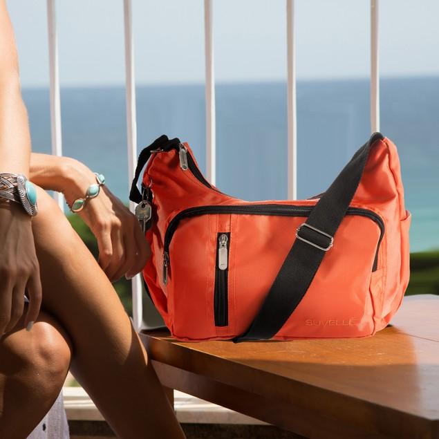 Suvelle Slouch Travel Crossbody Bag