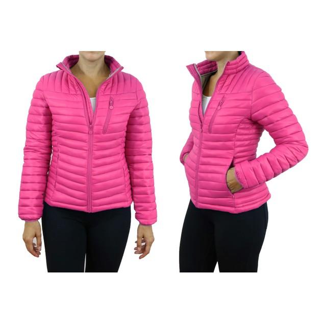 Spire By Galaxy Womens Lightweight Puffer Jackets