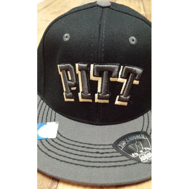 "Pittsburgh Panthers NCAA TOW ""Confidential"" 86 Fitted Hat"