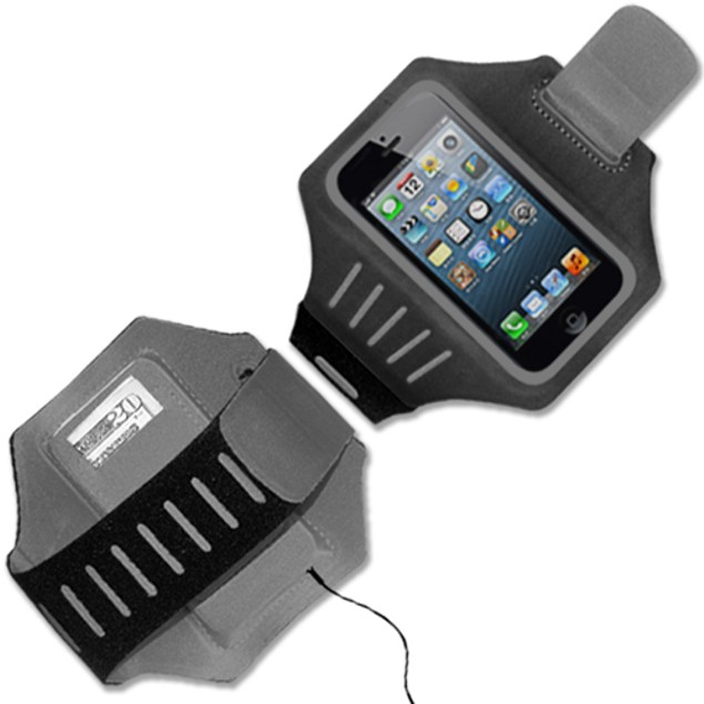 Universal Sports Armband w/ Key & Money Slot