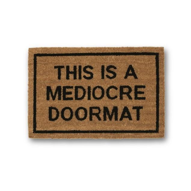 Clever, Funny, & Rude Doormats