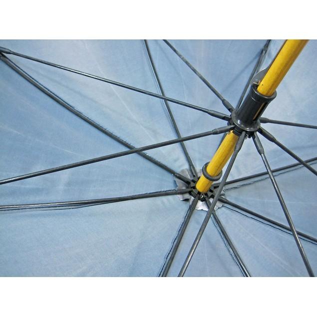 48 Inch Grey Kitten Bamboo Stick Umbrella Umbrellas