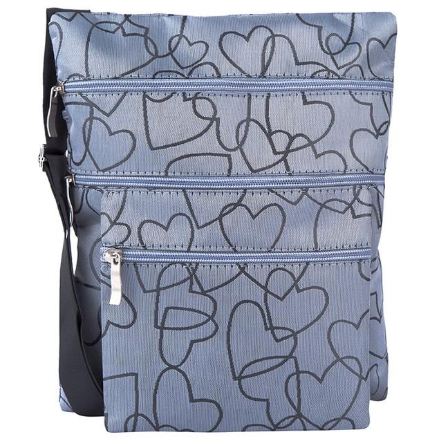 Suvelle Heart Everywhere Swing Pack Crossbody Bag