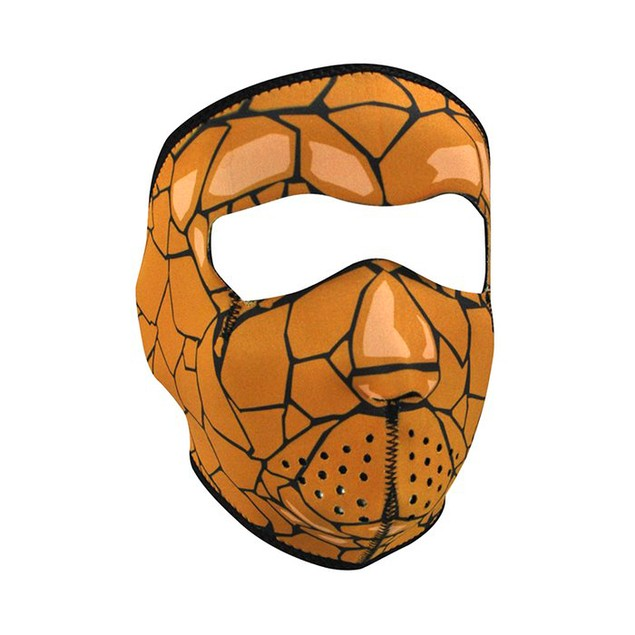 Rock Monster Neoprene Full Face Mask