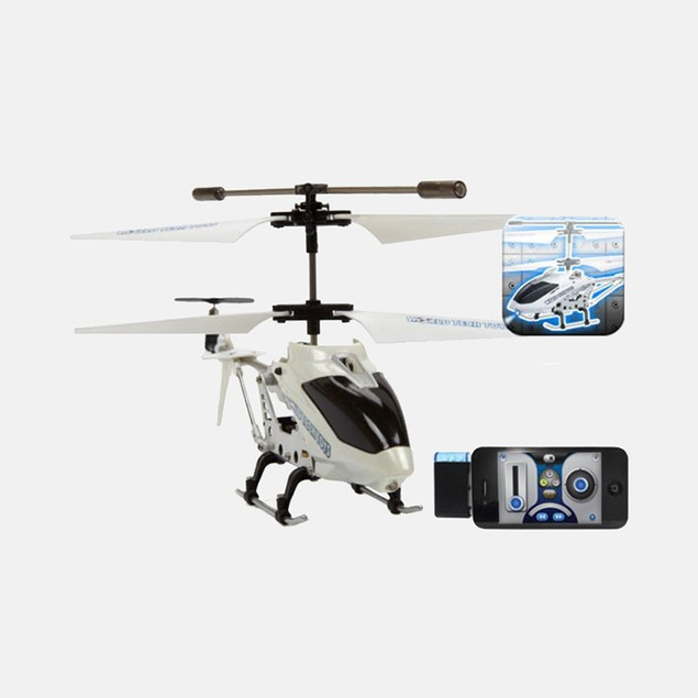 iPhone & Android Controlled iFly Helicopter