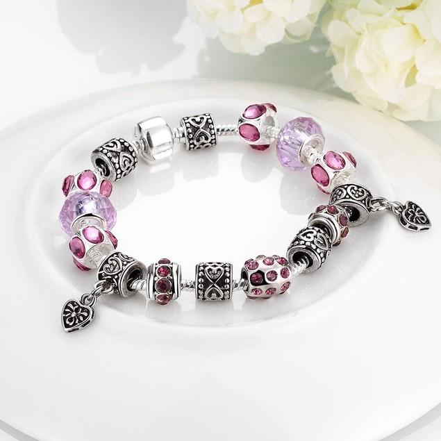 Purple Passion Designer Inspired Bracelet