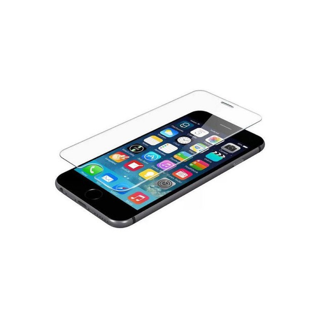 3-Pack iPhone 6/6+ Tempered Glass Screen Protector