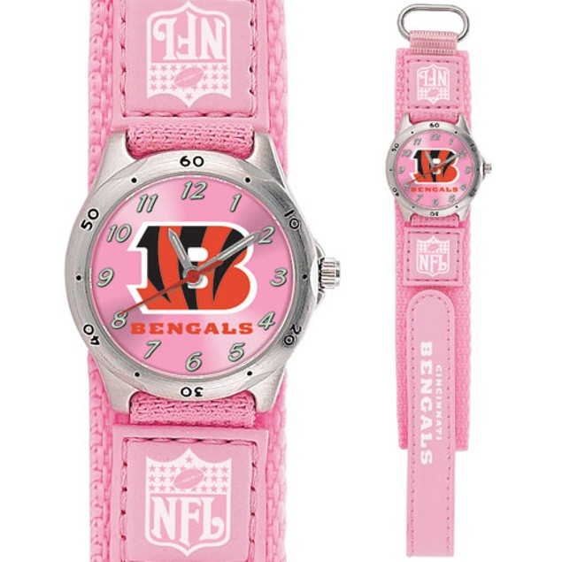 Cincinnati Bengals Girls NFL Watch