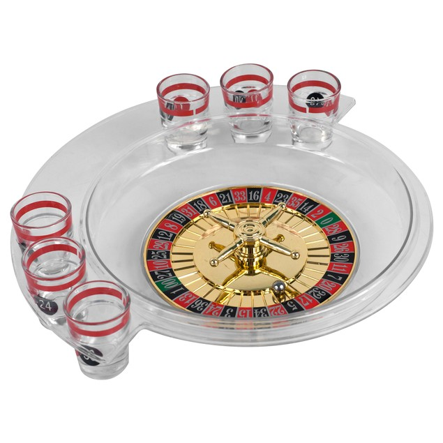 The Spins Roulette Drinking Game