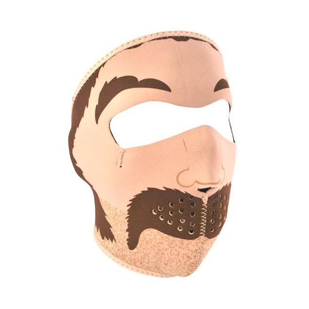 Neoprene Leroy Full Face Mask