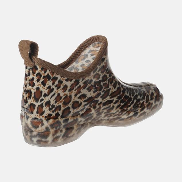 Henry Ferrera Women's Shoes - Tiger Leopard Brown