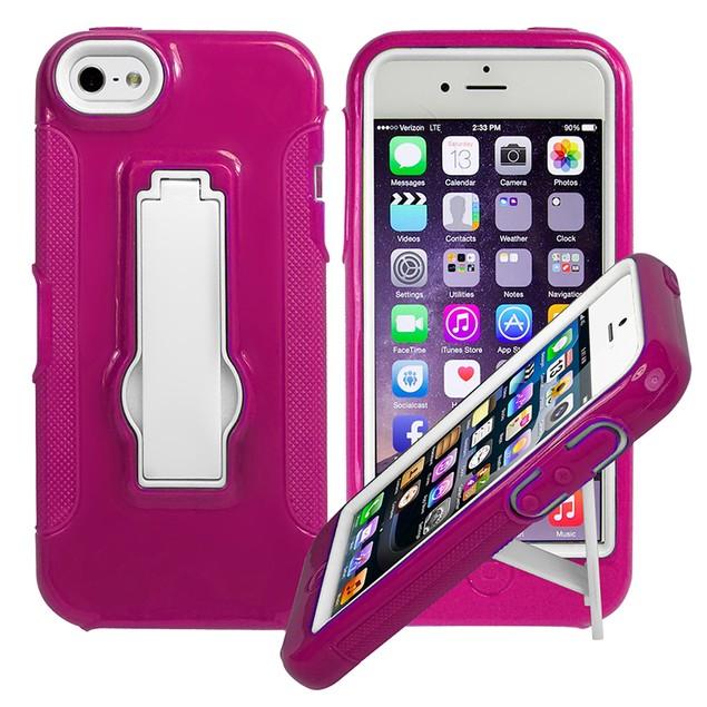 "iPhone 6 Plus 5.5""  Rugged Kickstand Case"
