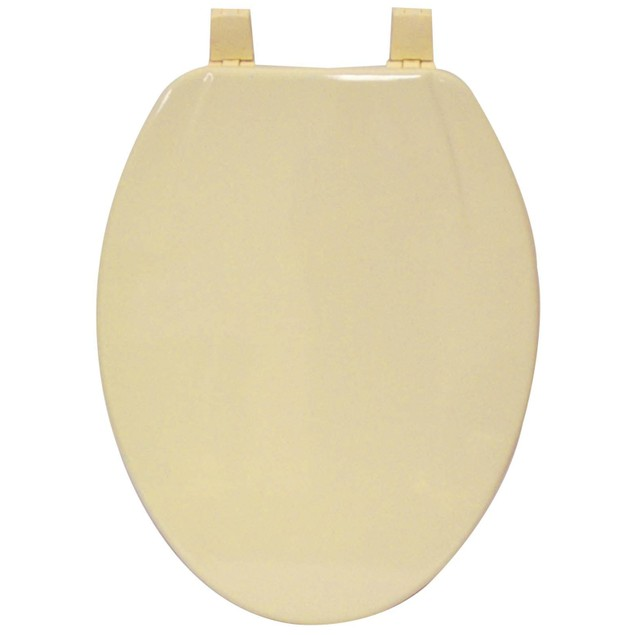 HOME DYNAMIX Hard Solid Toilet Seat Cover