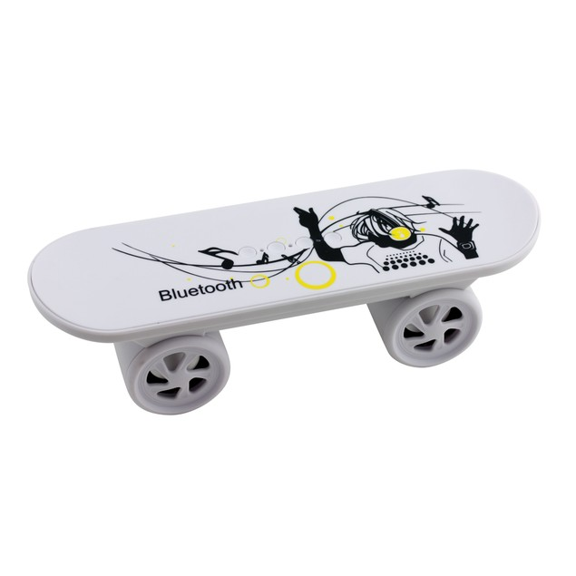 iBasics Portable Bluetooth Skateboard Speaker