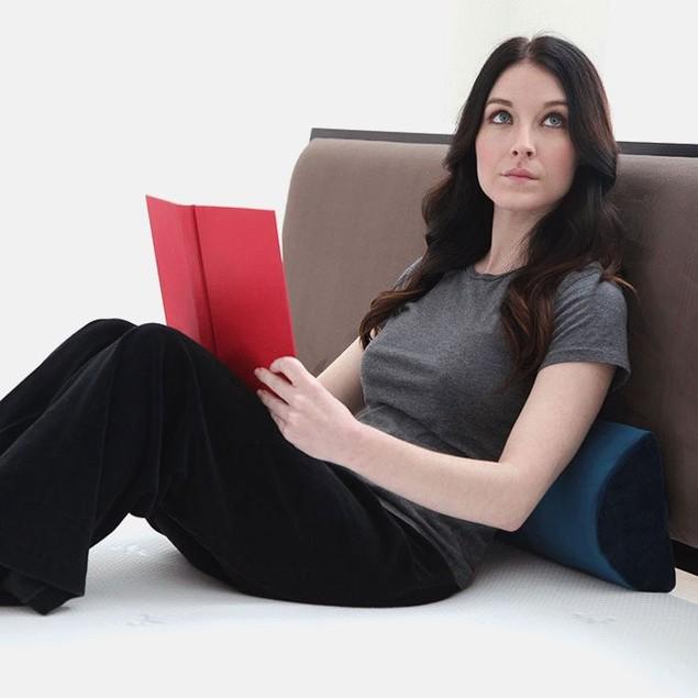 Remedy Natural Memory Foam Lumbar Support Pillow