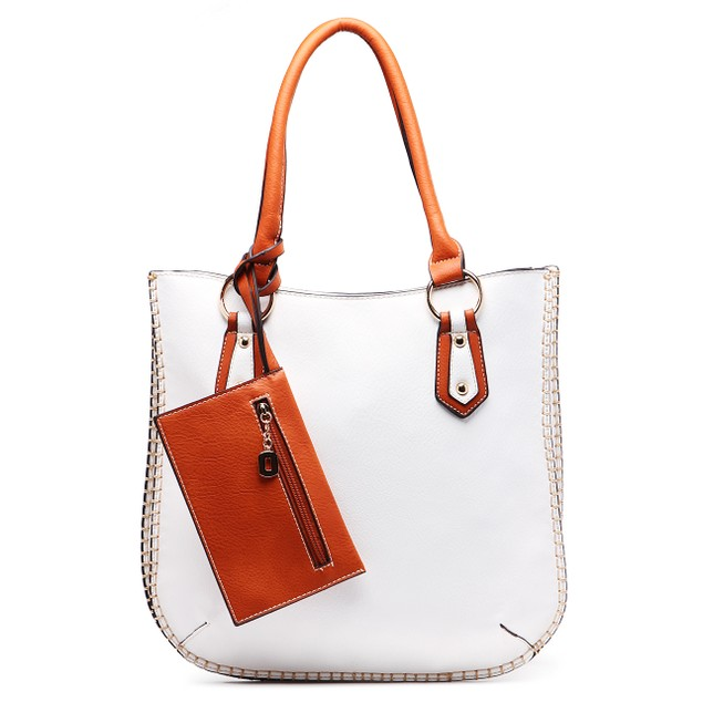 MKF Collection Akris Handbag by Mia K Farrow