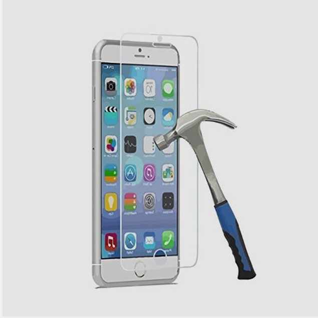 iPhone 6 and 6+ Tempered Glass Screen Protector