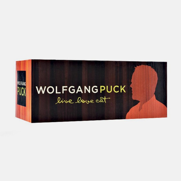 Wolfgang Puck 2-in-1 Automatic Salt/Pepper Grinder