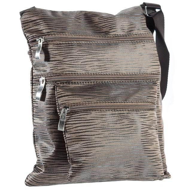 Suvelle Wood Grain Everyday Crossbody Bag
