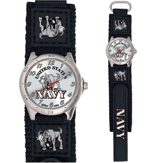 Navy Ram - Military Mascot Boys Watch