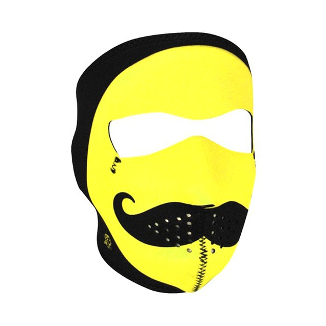 Neoprene Mo Happy Full Face Mask