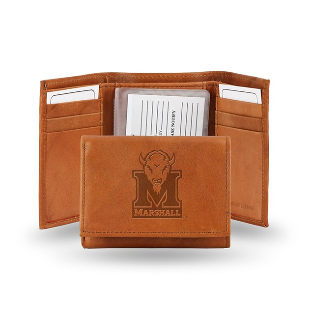 Marshall Leather Manmade Trifold