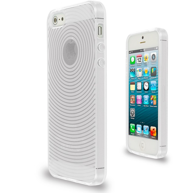 Apple iPhone 5 TPU Rubber Case Cover
