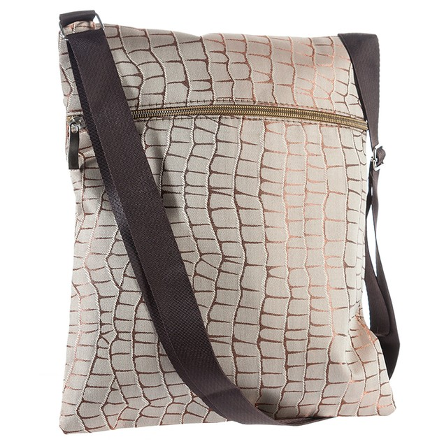 Suvelle Reptile Everyday Crossbody Bag