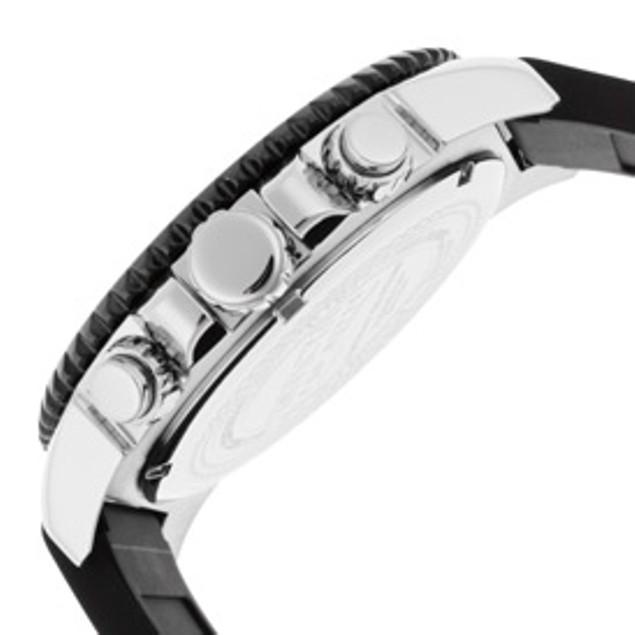 Invicta Men's Pro Diver/Specialty Chronograph Black Dial Black Polyurethane