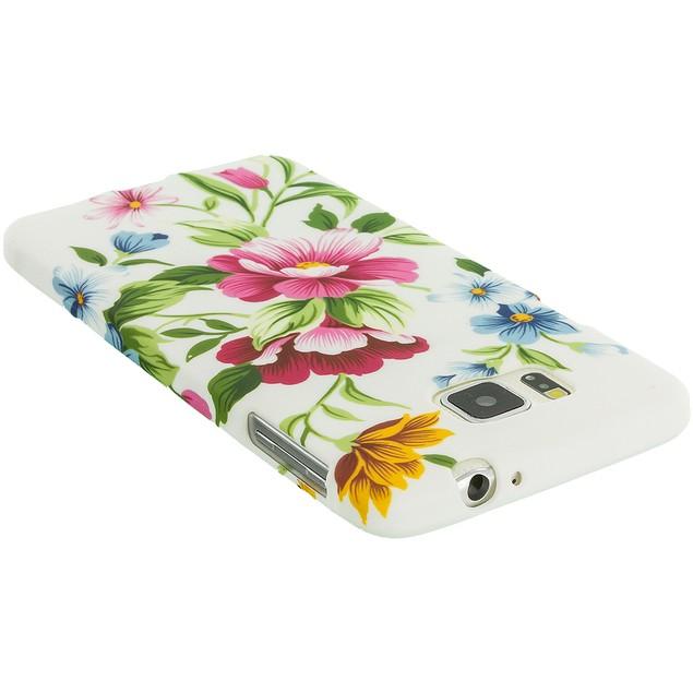 Samsung Galaxy Alpha G850 TPU Design Rubber Skin Case Cover