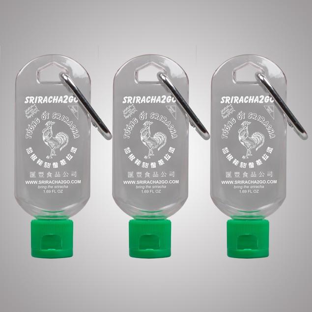 3-Pack Sriracha2Go (Bottles Shipped Empty)