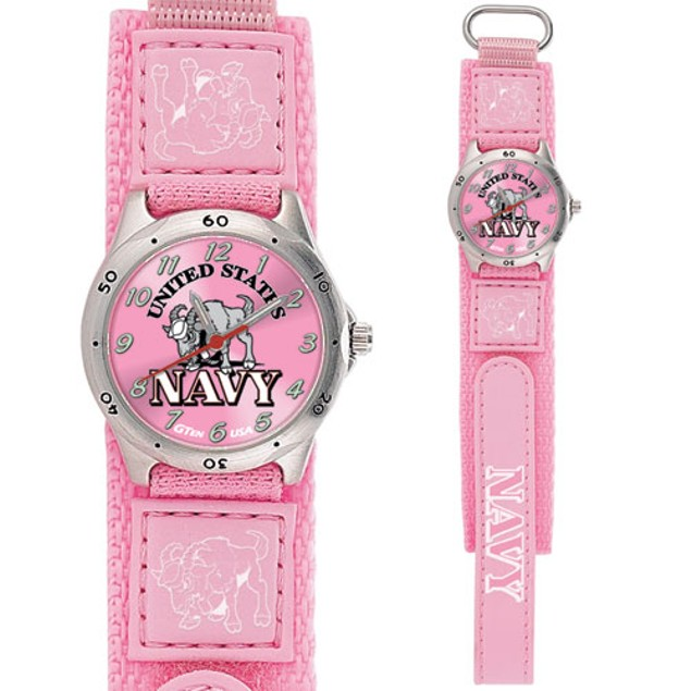 Navy Ram - Military Mascot Girls Watch