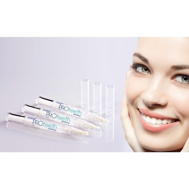 Professional 3-Pack Trio On the Go Whitening System