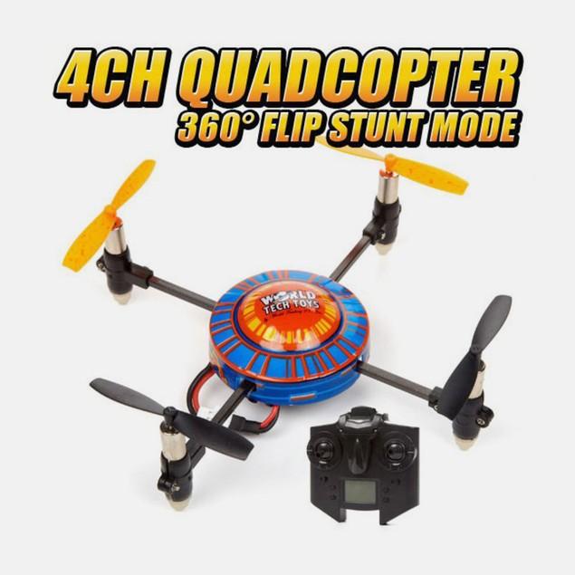 X-Quad 2.4GHz 4.5CH RTR RC Quadcopter