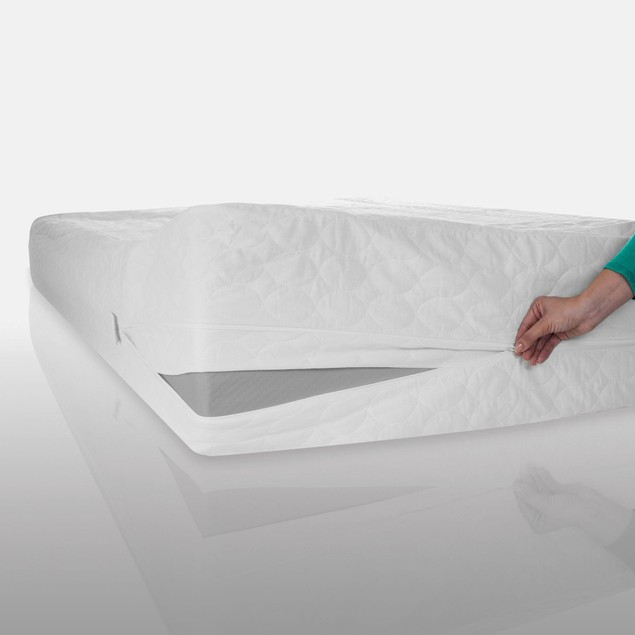 Remedy Bed Bug Dust Mite Cotton Mattress Protector