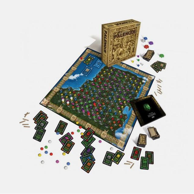 Palenque Board Game